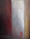 Rouge 1, H S/toile, 80X100Cm
