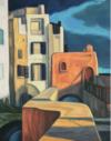"""""""Essaouira"""", 2015, 70X55 Cm"""