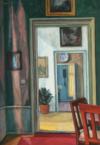 """""""intérieur Hollandais"""", 2014, 80X55 Cm"""