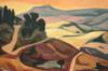 """""""Paysage De Sicile"""", 2015, 50X75 Cm"""
