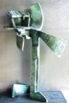 """la Cabane Dans L'arbre"", Bronze"
