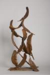 """""""légèreté Ii"""", Bronze"""