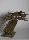 """""""musique De Nuit"""", Bronze"""