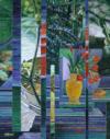 """""""les Tulipes"""", 2015, H S/t, 46X38Cm"""