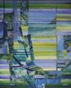 """""""baie De Santal"""", 2014, H S/t, 61X50Cm"""