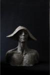 Le Chapeau, Bronze, 60X50Cm