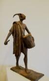Le Tambour, Bronze, 76Cm