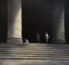 Le Temple, 100X100Cm