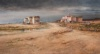 Gusanos Club – Fuerteventura, 2017, Acryl O/Canvas, 90X165 Cm