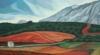La Montagne El Torcal, 60 X 110, 2018