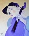 Violette En Paillettes