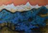 Mountain Meili 120X80Cm