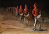 Au Son Des Tambours, Op Het Ritme Van De Trommels, 27X39