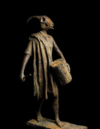Le Tambour, Bronze