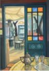 Café Oriental (80 X 55, 2018)