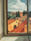 Fenêtre A Tuscania (60 X 45, 2019)