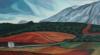 La Montagne El Torcal (60 X 110, 2018)
