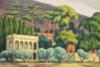 Villa Egizia (60 X 90, 2020)