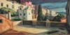 Valerio Cugia_Terrasse À Tuscania (45 X 90, 2019)