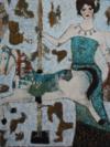 Le Manège, 116 X 89 Cm