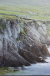 Dunmore Head, Acryl, 2019, 60X40